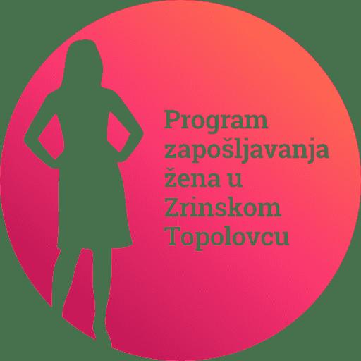 Program zapošljavanja žena u Općini Zrinski Topolovac